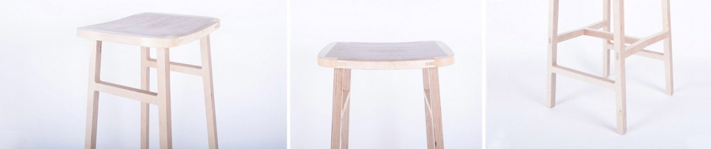 Bracket stool bar stool