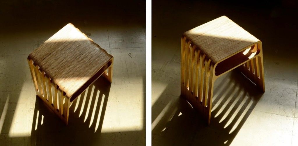 Cnc routed furniture
